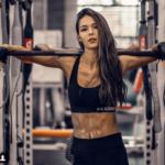 栗原ジャスティーンの簡単美ボディ!食べて痩せる方法とトレーニング