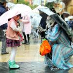 川崎ハロウィンパレードは雨天時中止?小雨なら開催?台風予報も気になる。