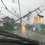 関電(関西電力)の停電の規模を発表!復旧はいつ?原因も。台風21号