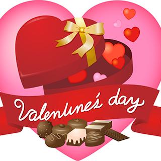バレンタイン2019面白いおすすめは?500円以下や和菓子、通販で購入も。